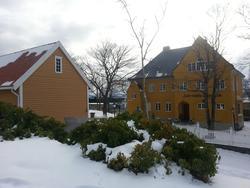Da Ålesund fikk museum