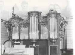 Orgel i Aure kyrkje – 30 år!