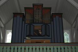 Orgeljubileet på Gullstein