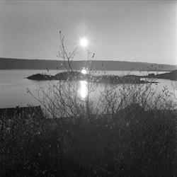 Ustaoset, Buskerud, 1962. Landskap.