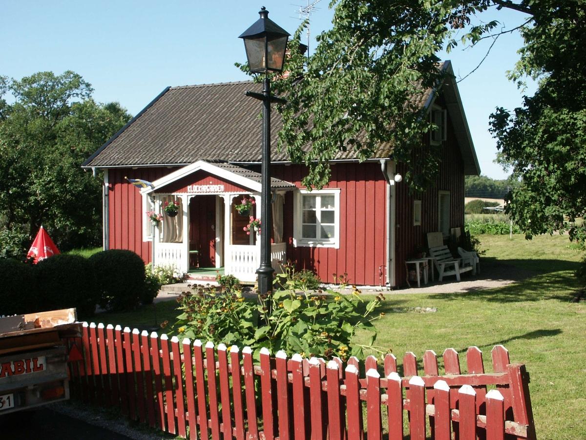 Klockargården vid Uppsala-Näs kyrka, Uppsala-Näs socken, Uppland  2005
