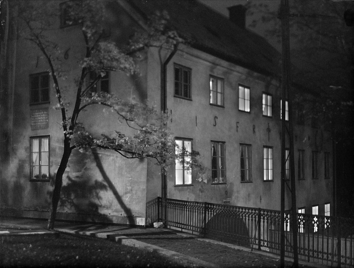 Skytteanum, Valvgatan, kvarteret Domen, Uppsala
