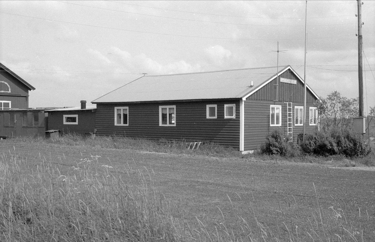 Klubblokal, Sundbro 22:1, Bälinge socken, Uppland 1983