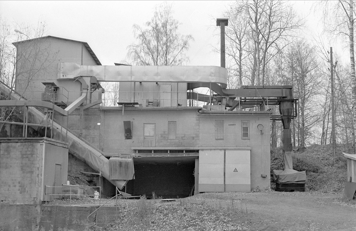Murbruksfabrik, Faxan, Fullerö 18:47, Faxan, Gamla Uppsala socken, Uppland 1978