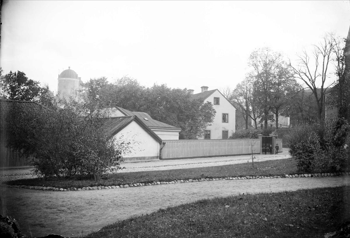 Riddartorget och bebyggelse i kvarteret S:t Erik, Uppsala
