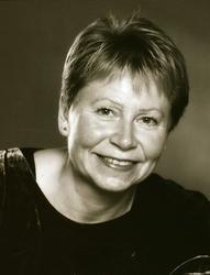Portrett av Liv Marit Leland, Grindheim.