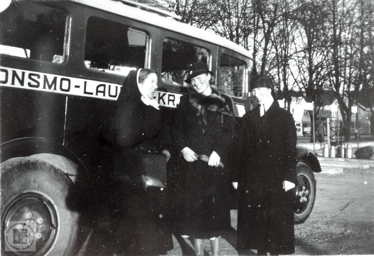 Bussen Konsmo-Laudal- Kristiansand