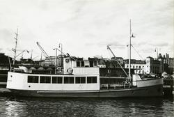 M/S Birgit Sunnaas (Ex. Saudafjord, Jøsenfjord)(b.1916, Haug