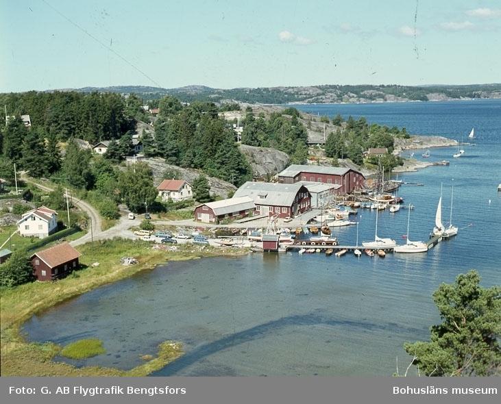 """Enligt AB Flygtrafik Bengtsfors: """"Kungsviken Bohuslän""""."""