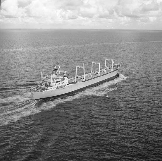 Fartyg nr. 200 B/C Ariel, bulkfartyg.