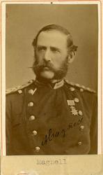 Kapten Carl Christian Magnell (1832 - 1917)