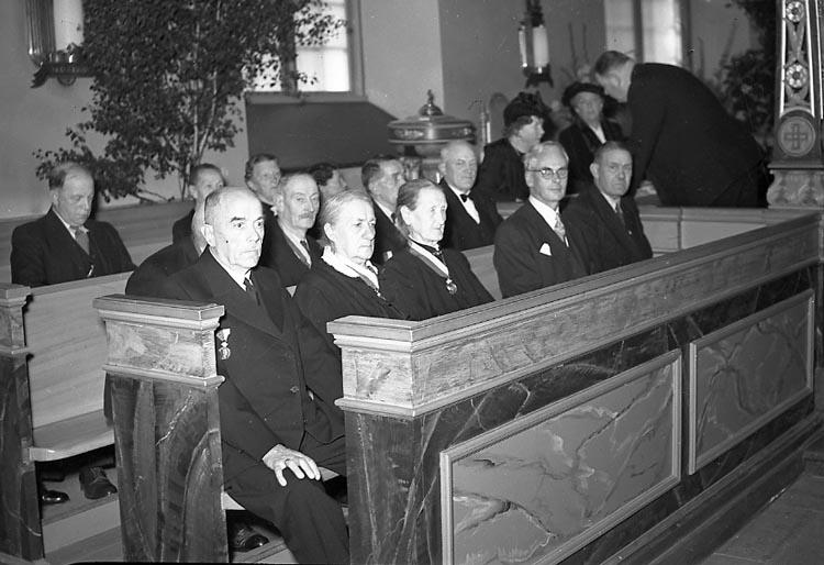Jubileum Uddevalla Tändsticksfabrik 1948