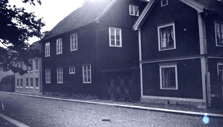 Stockholmsresan. 12 st. Kopierade.