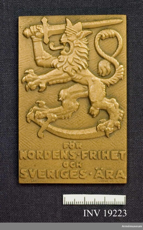 Finskt lejon