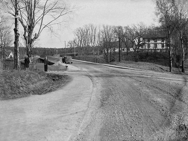 """Enligt senare noteringar: """"Trafikolycka vid den s.k. Stenbron vid Munkedals herrgård."""" (BJ)"""