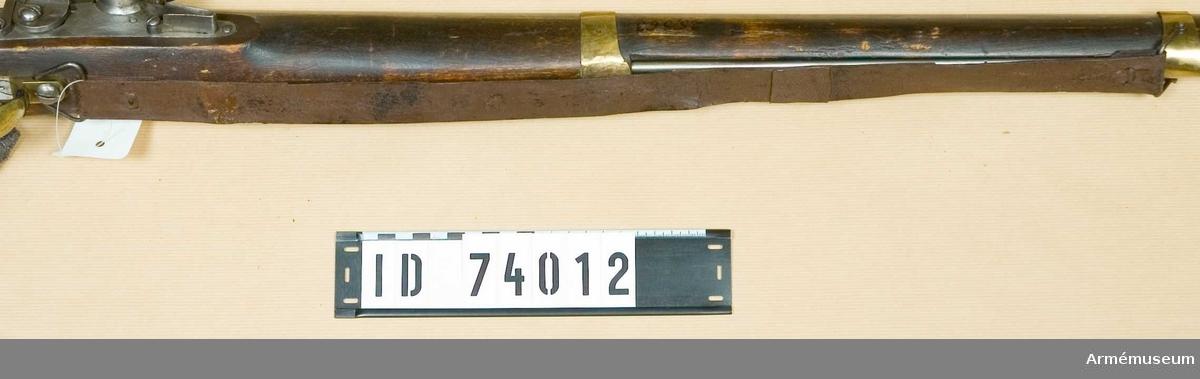 Rem till gevär m/1799
