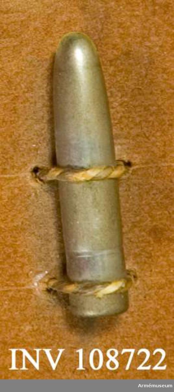 6,5 mm projektil m/1894