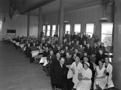 Styrelsemöte Folket Park 1941