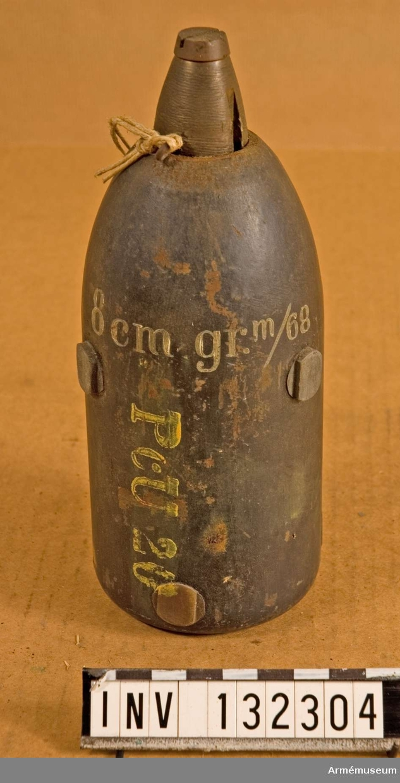 8 cm granat m/1868