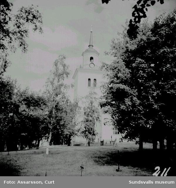 Sköns kyrka.