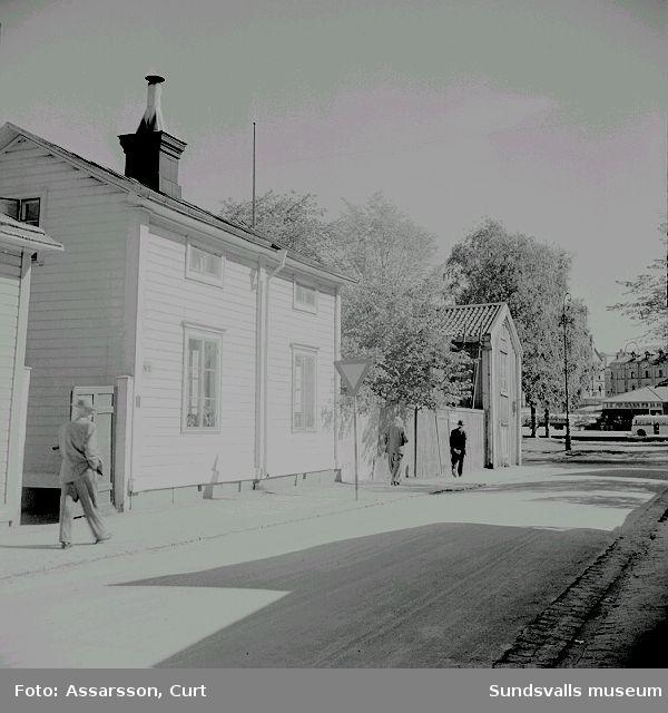 Lotsgatan, Norrmalm