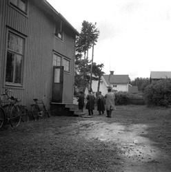 Slagsmål, i Sjösvedjan.