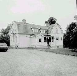Grönborgska villan från slutet av 1880-talet. Användes som b