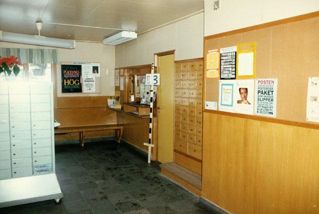 Poststället Borggård 610 12 Hällestad