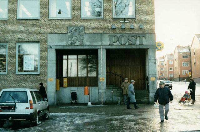 Postkontoret 402 40 Göteborg Jaegerdorffsplatsen