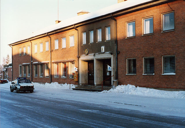 Postkontoret 950 94 Övertorneå