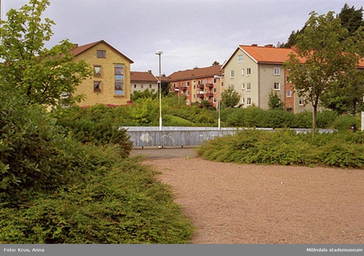 Norra Bosgården. Miljö.
