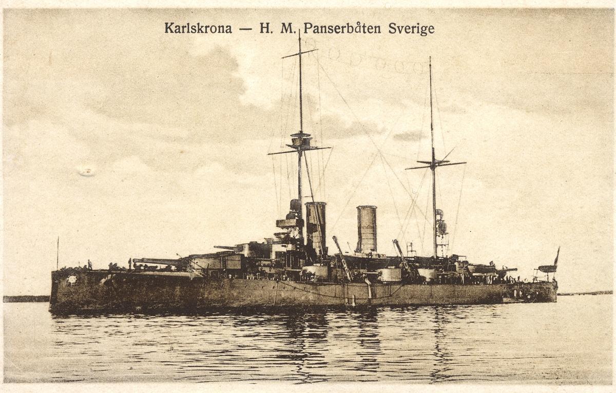 SVERIGE (1915)