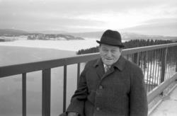 Pressbyrån, Sixten Olofsson, Sandöverken, ordförande i Sveri