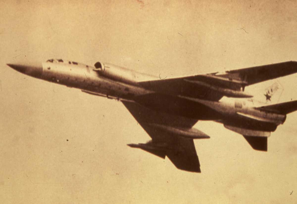Russisk fly av typen Fiddler A.
