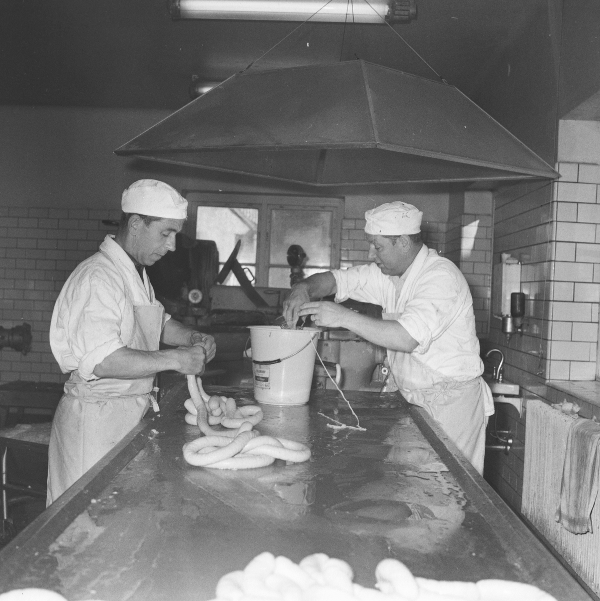 Övrigt: Verksamhet i slakteriet på Stumholmen
