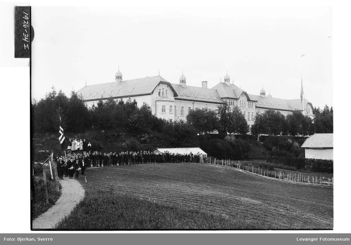 Konfirmanter fra Røstad skole