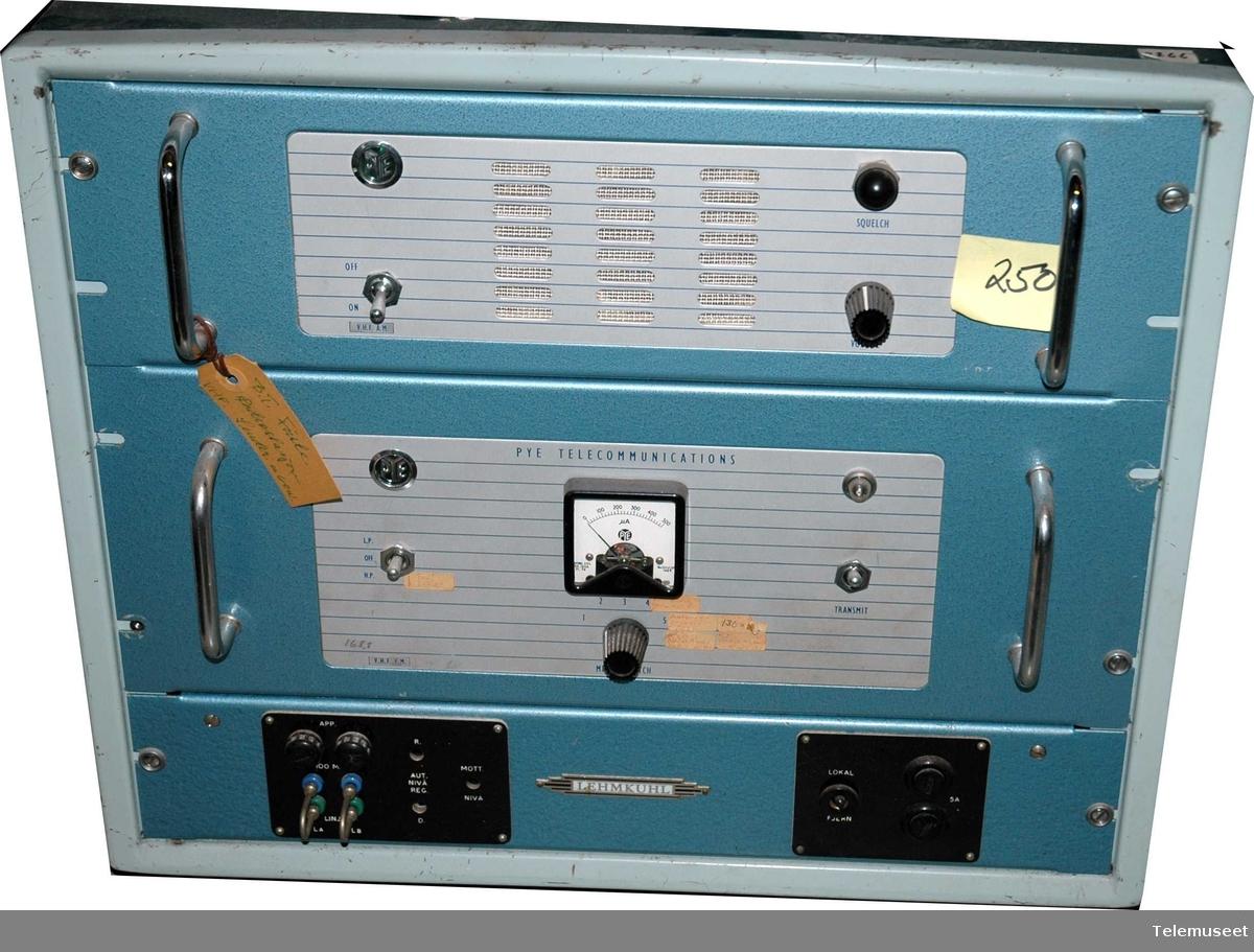 Type PTT 8702N, 78066 1 kanal