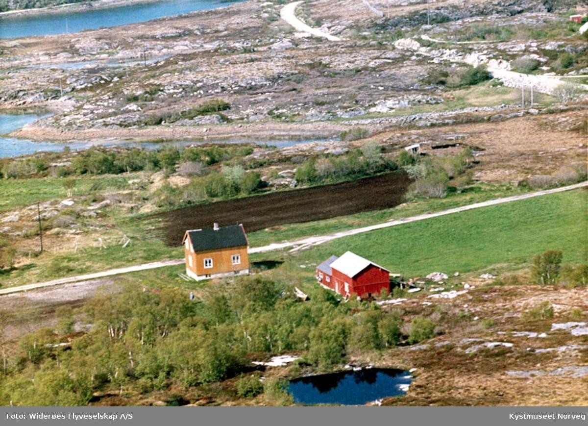Vikna kommune, Søraunet