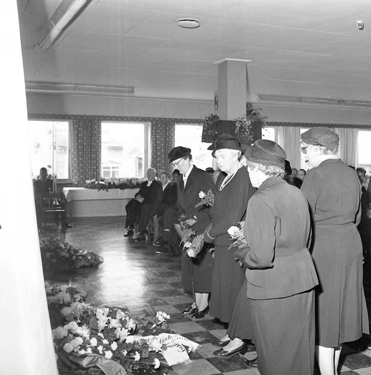 Robert Schwartsmans begravning