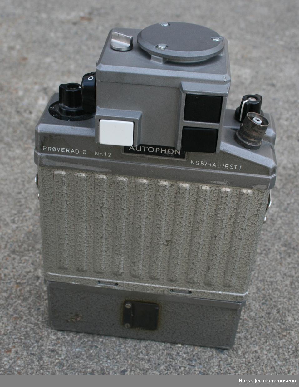 Skifteradio Fabrikat:  Autophon