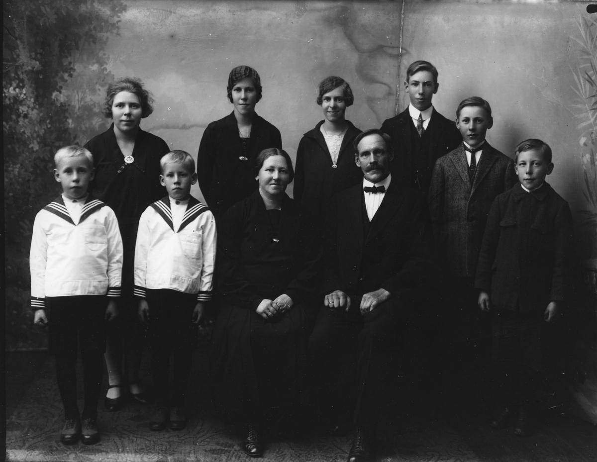 Familie Skramstad