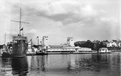 Jubileumsutstillingen 1914, Sjøfarts- og fiskeriavdelingen p