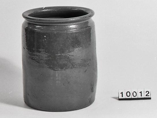 Krukke brukt til oppbevaring av mat.