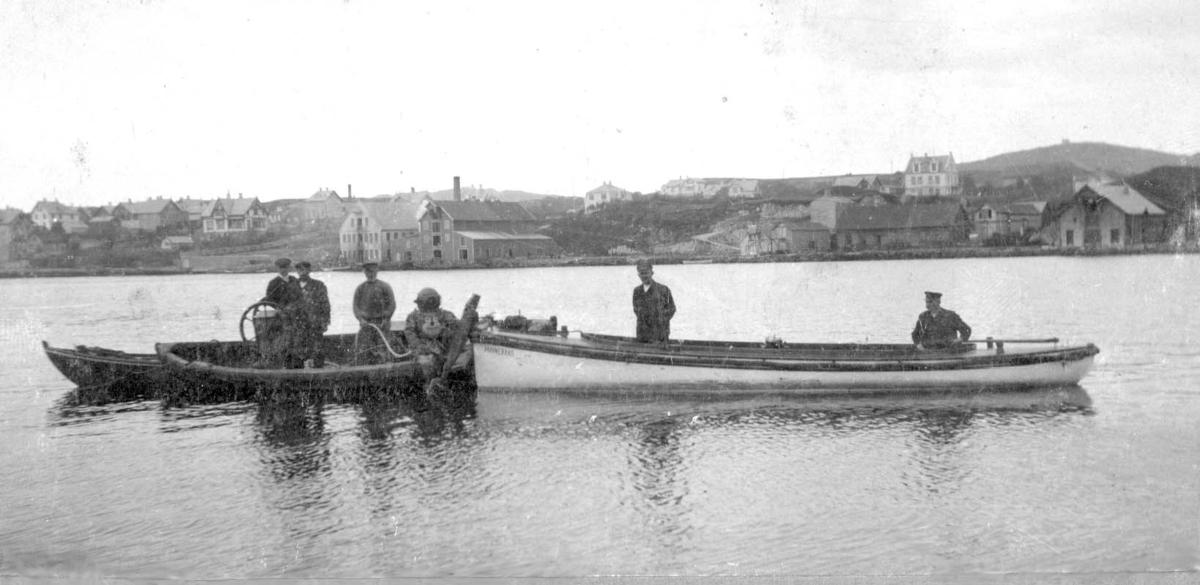 Dykking - Båter.