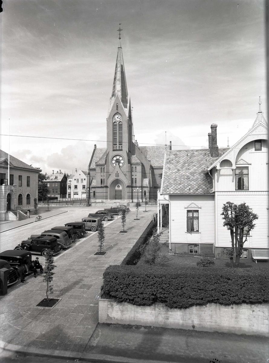Bymiljø - kirke