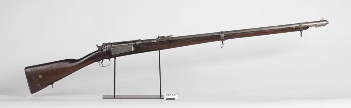 Merket: Hærens Tøjhus 1915 M/89