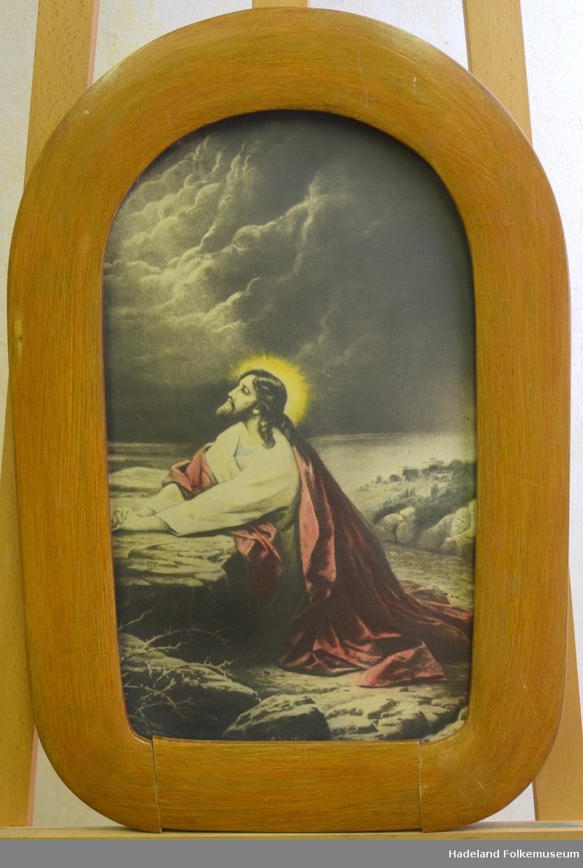 Jesus i bønn iGetsemane