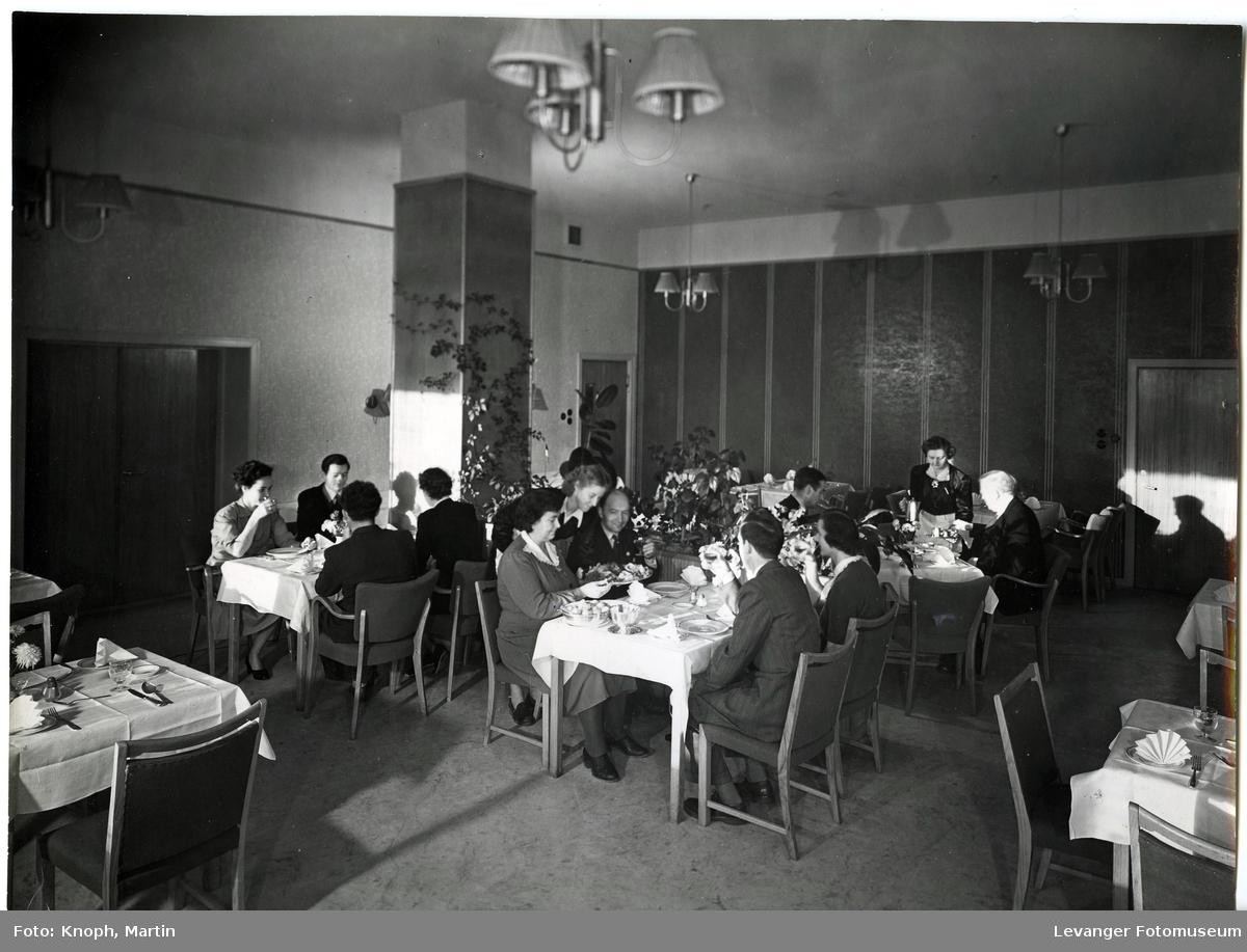 Spisesalen i Grand Hotell