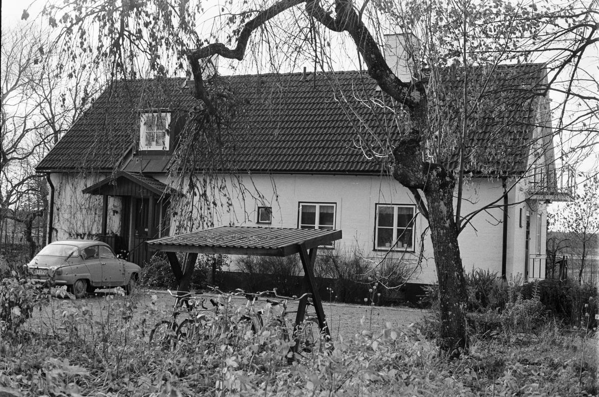 Bostadshus, Skogstibble 11:6, Skogs-Tibble socken, Uppland 1985