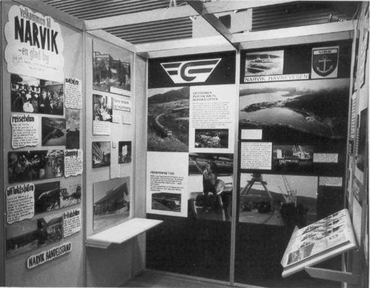 Utstilling i Tromsø (Narvik Mekaniskeverksted)